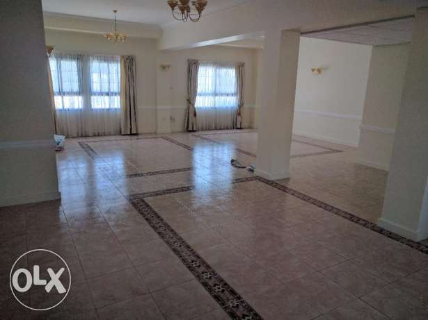 4 Bedroom semi furnished flat for rent - all inclusive