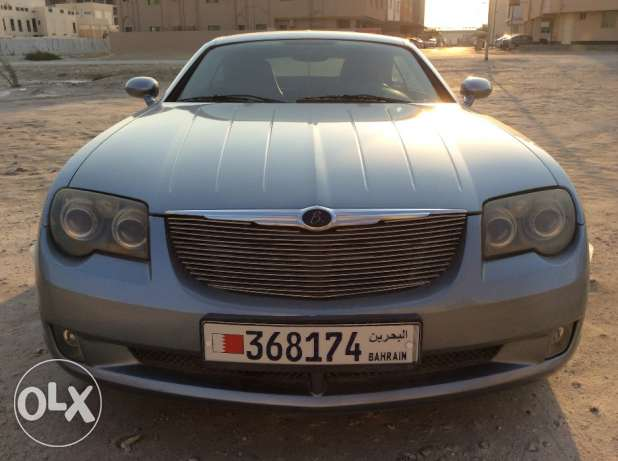 For Sale 2006 Chrysler Cross Fire Bahrain Agency