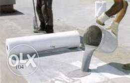 we're water proofing company in Bahrain we do the waterproofingcompan