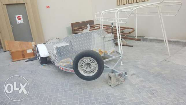 We do all kinds of trailers سترة -  8