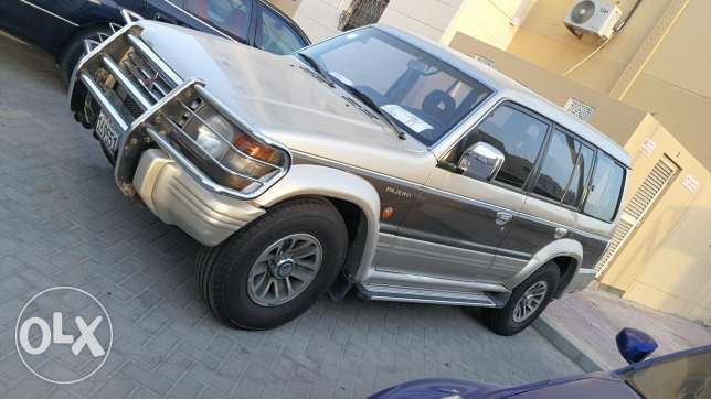 Pajero 4WD going cheap