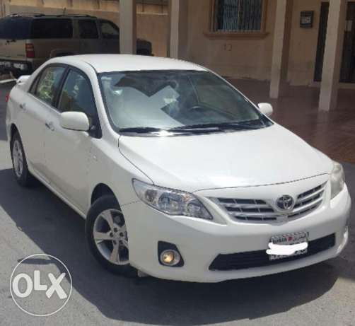 For sale Corrola 2013 Xli 1.8