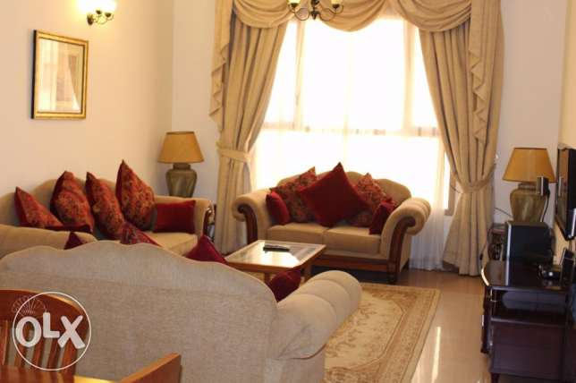 Beautiful- 2 bedroom apartment f-furnished in Juffair