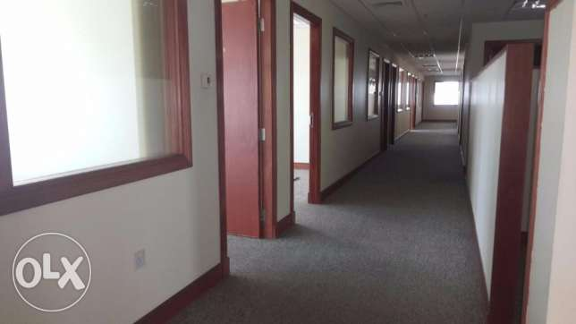 Ready Office for rent (Without Furniture) in Seef السيف -  3