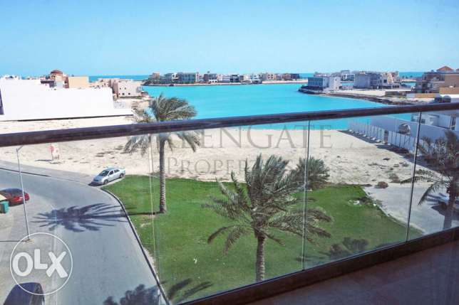 Semi-Furnished One Bedroom Flat in Amwaj