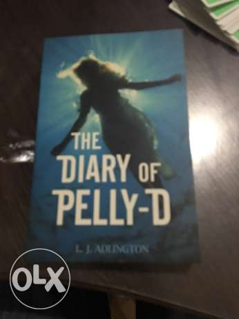 The diary of pelly-D book