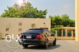 mercedes E500 Model 2006 Full Options