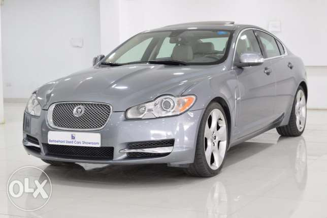 For sale 2009 JAGUAR XF SV8