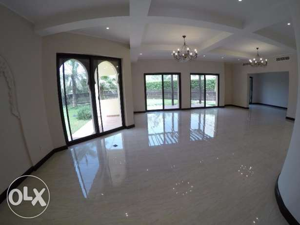 Semi F 5 Bedroom Compound Villa at 1300 -Exclusive/