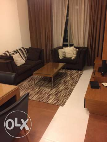 1BHK Luxury flat with pool,sauna,gym,jacuzzi ,etc in Juffair for 400BD