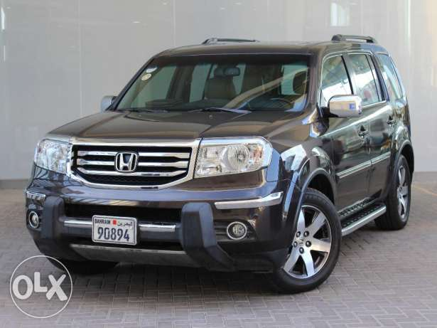 Honda PILOT TOURING 5Dr 3.5L Auto 2012 Black For Sale