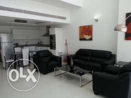 Fresh Modernly Furnished 1BR Duplex Sea View Apartments.