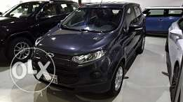 Ford Ecosport 2014 only 17000 km