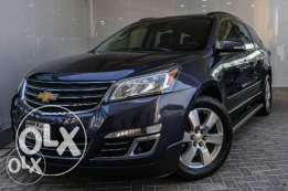 Chevrolet Travers LTZ 2014 full option