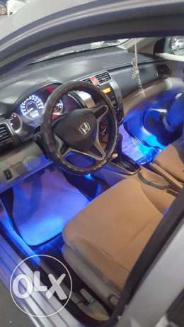 LED light car interior front and back 4,side foot rest with switch