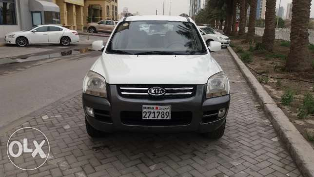 Jeep Kia Sportage AWD V6 Full Automatic Very Good Condition 2006 Model