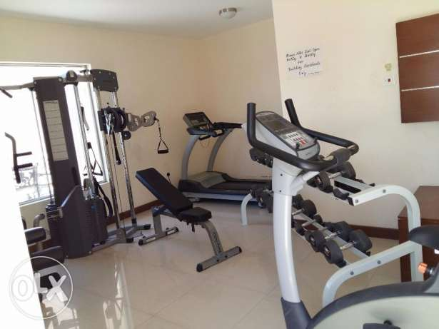 3 bedroom beatutiful flat in Amwaj/fully furnished with gym&pool جزر امواج  -  6