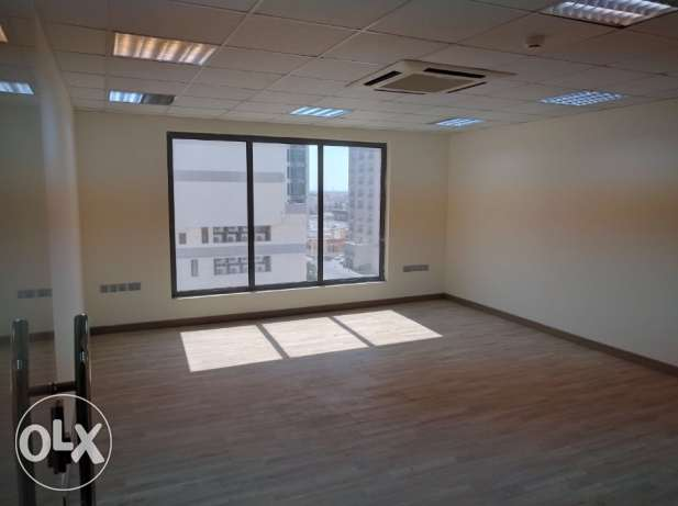 For Rent Office In Seef Area السيف -  1