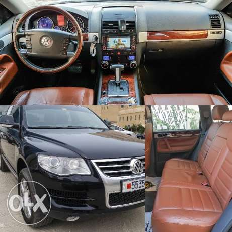 Volkswagen Touareg 2010 V6 90.000km FULL OPTIONS