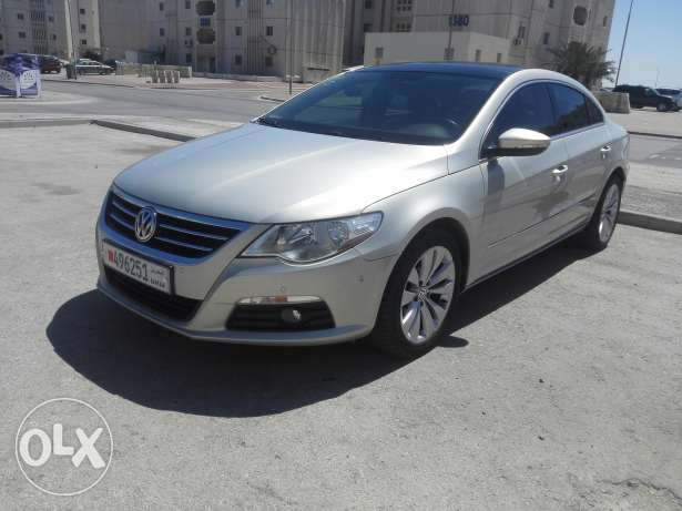 Volkswagen CC Turbo 2011 full option agents maintenance