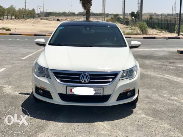 VW's Passat cc high-line fully loaded mint condition