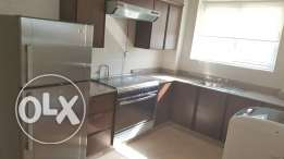 S/furnished 2 BHK spacious flat