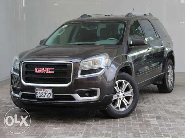 GMC Acadia FWD SLE 2014 black For Sale