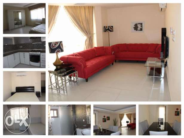 2 Bedroom beautiful flat in NEW HIDD fully furnished brand new جفير -  6