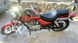 Bajaj avenger. 2011 model good condition red colour