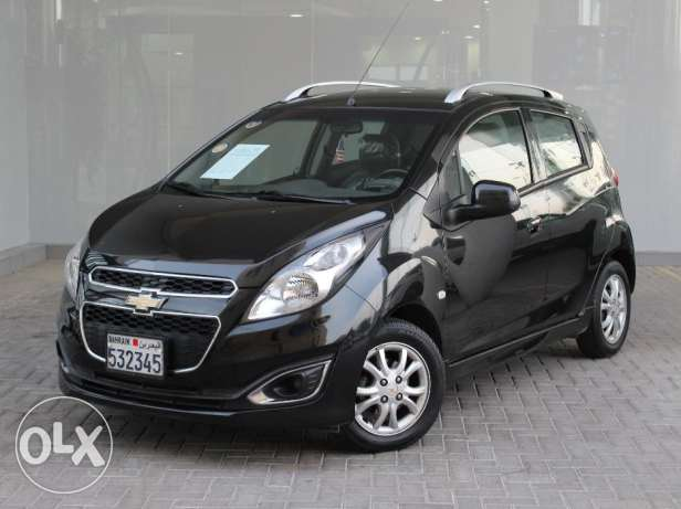 Chevrolet Spark LS 2015 Black For Sale