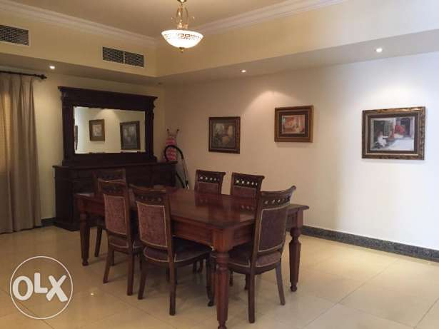 Three Bedrooms Fully Furnished Villa in Juffair