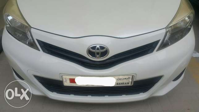 Hatchback Toyota Yaris 77km excellent condition