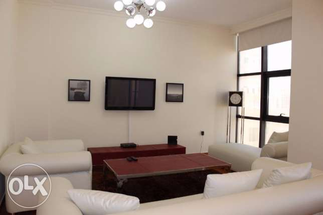 Family flat 3 bedroom fully furnished in Juffair