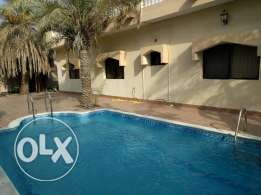 3 Bedroom fully furnished villa with private swimming pool - all inclu