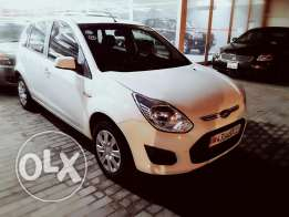 Ford figo 2013 model for cash sale and installment available