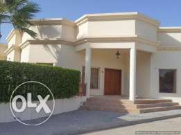 3 Bedroom semi furnished villa for rent, close to causeway inclusive