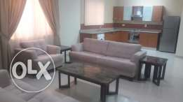In Saar 2 Bedrooms flat, Close Sant crest school