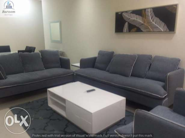 Amazing 2 bedroom f-furnished in Adliya