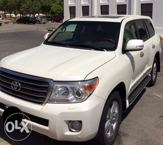 toyota Land Cruiser Model GXR- V8-2013