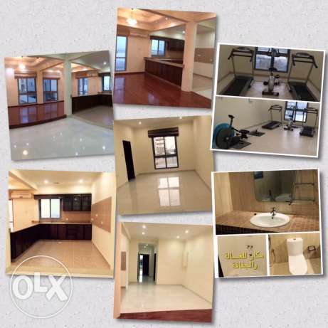 For Rent Apartment (Semi-Furnished) in the new Hidd