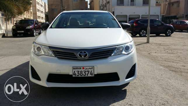 Toyota camry model 2013***