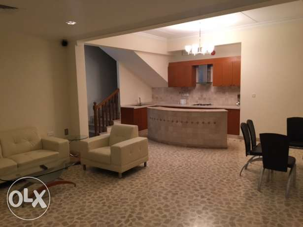 TUBLI - 3bhk- DUPLEX APARTMENT-CENT AC-Pool,Gym,Squash Court etc