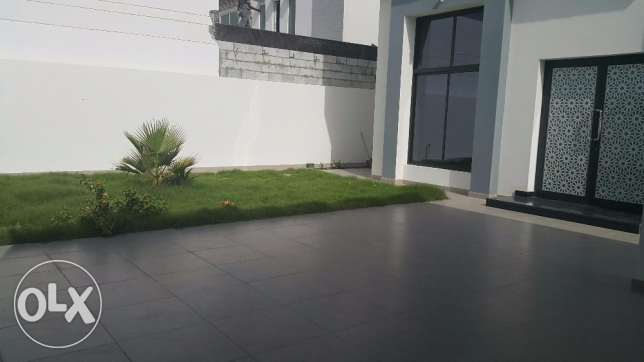 SUPER MODERN Semi Furnished 5 Bedrooms Villa in JANABIYA for SALE