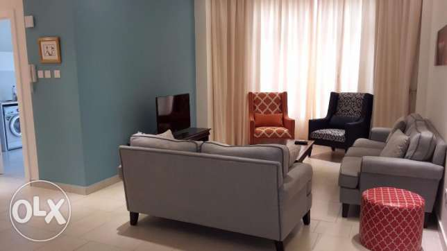Spacious stylish 2 BR Apartment in Seef / Balcony