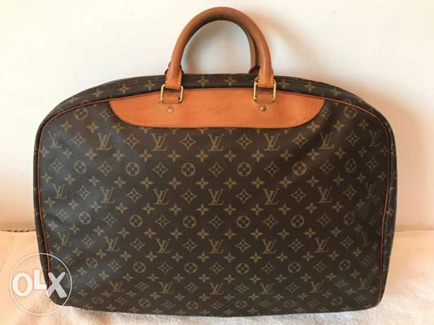 Authentic Preowned Louis Vuitton travel bag