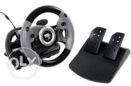 Super Sports 3x Racing Steering Wheel Full Set