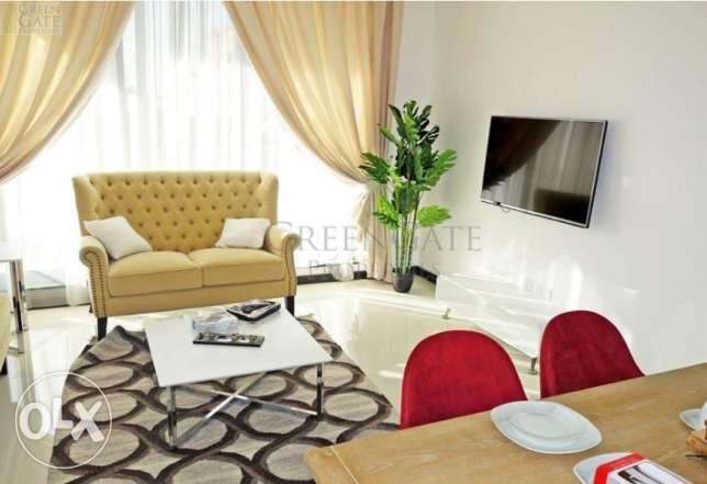 Brand new and luxury 2 br apartment for rent in Janabiya