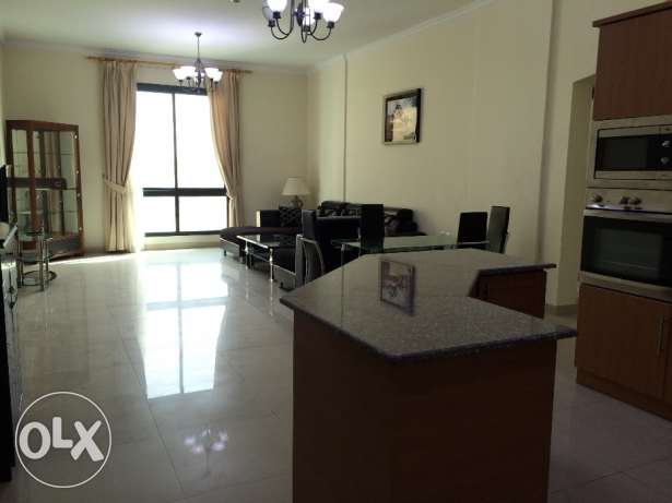 Fully furnished 2 bedroom flat جفير -  1