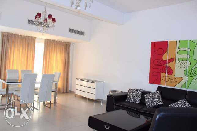 2 Bedroom fully furnished in Saar