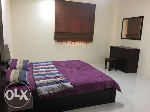 Beautiful & spacious 2 bedroom apartment for rent in Zinj. BD.425/-Inc